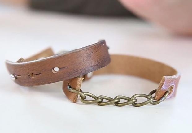 comment fabriquer un collier pour homme