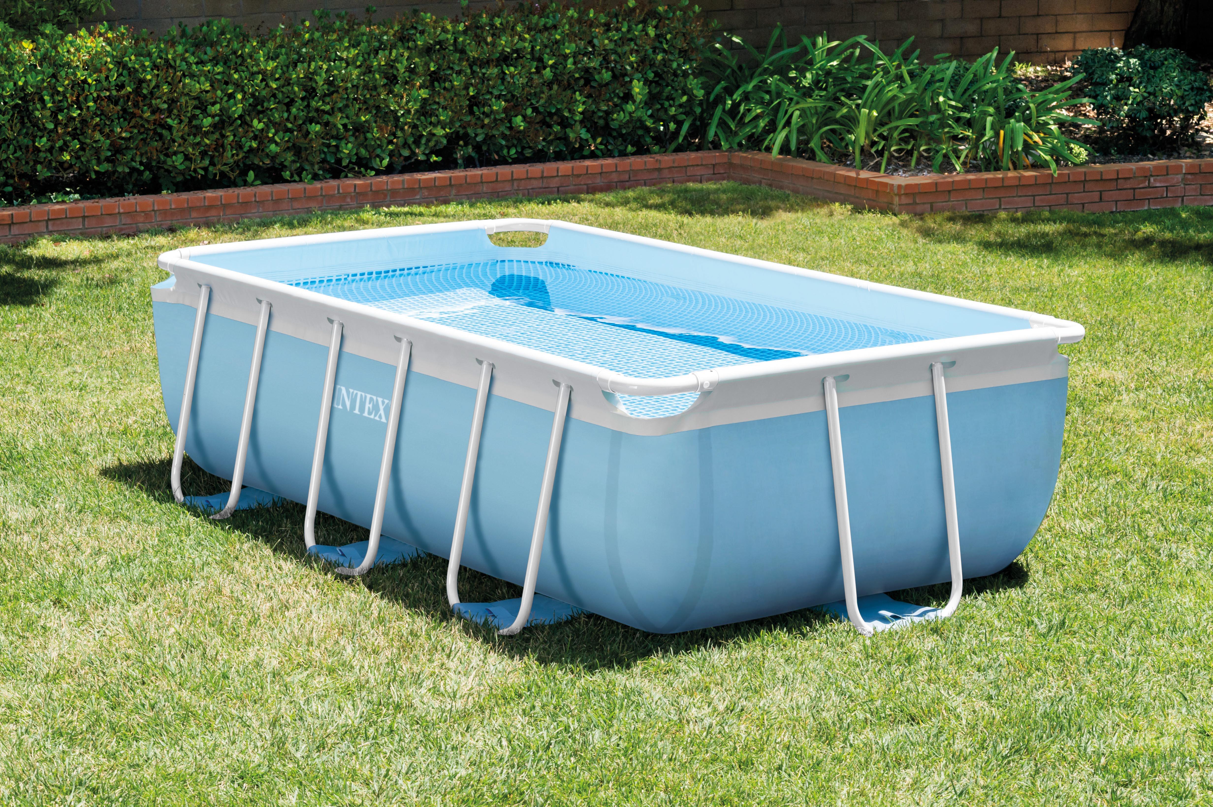 Notre sélection de piscines hors sol - Femme Actuelle
