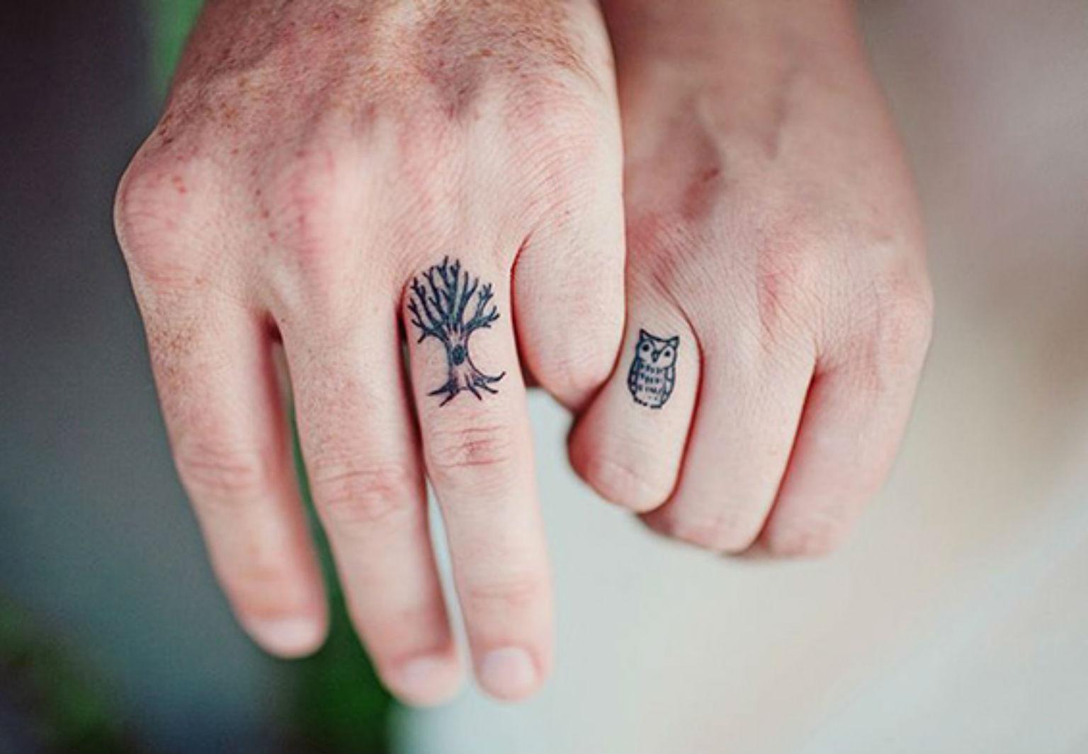 Mariage 15 Idees De Tatouages Pour Remplacer L Alliance Femme Actuelle