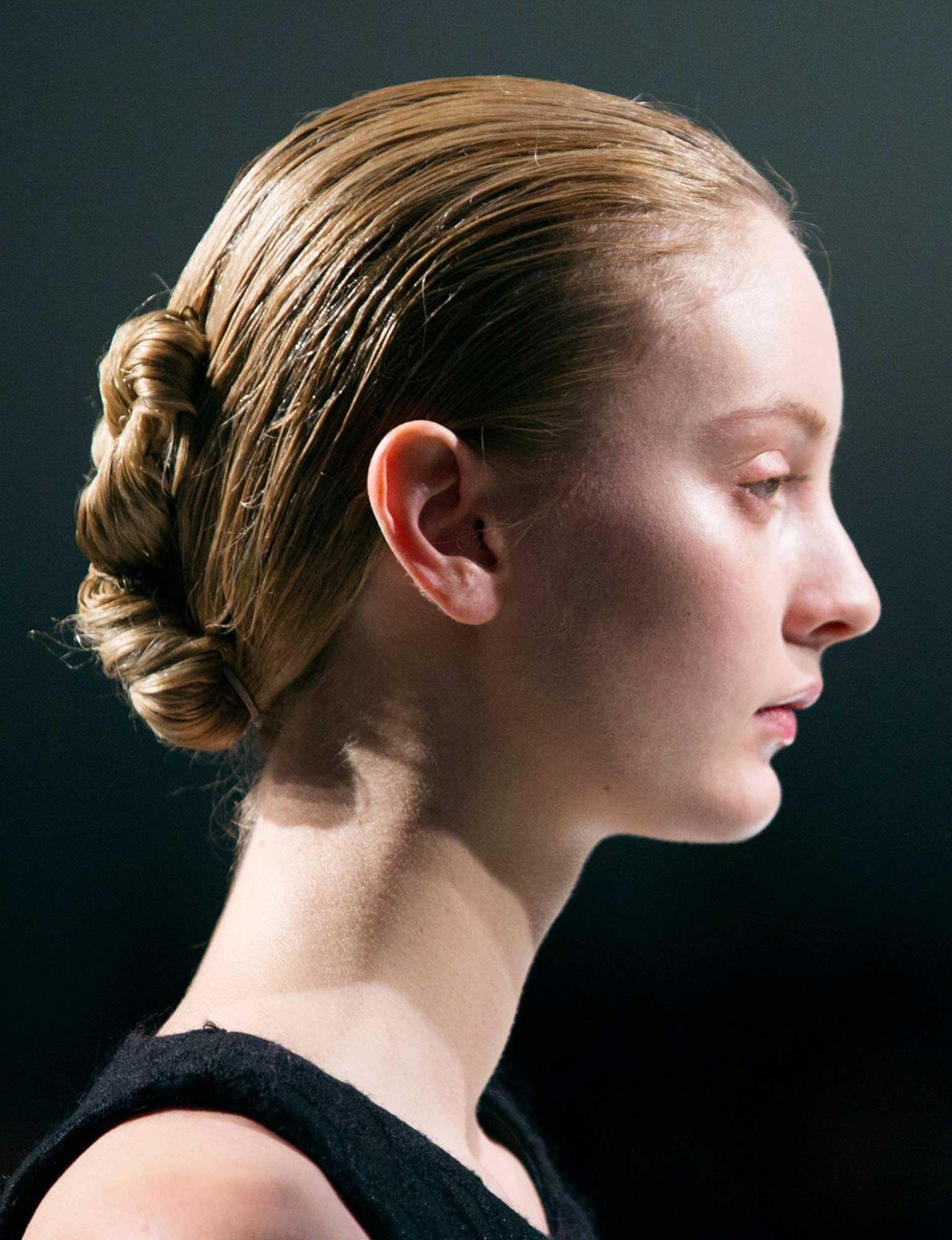 Chignon Les Plus Beaux Modeles Faciles A Faire Femme Actuelle