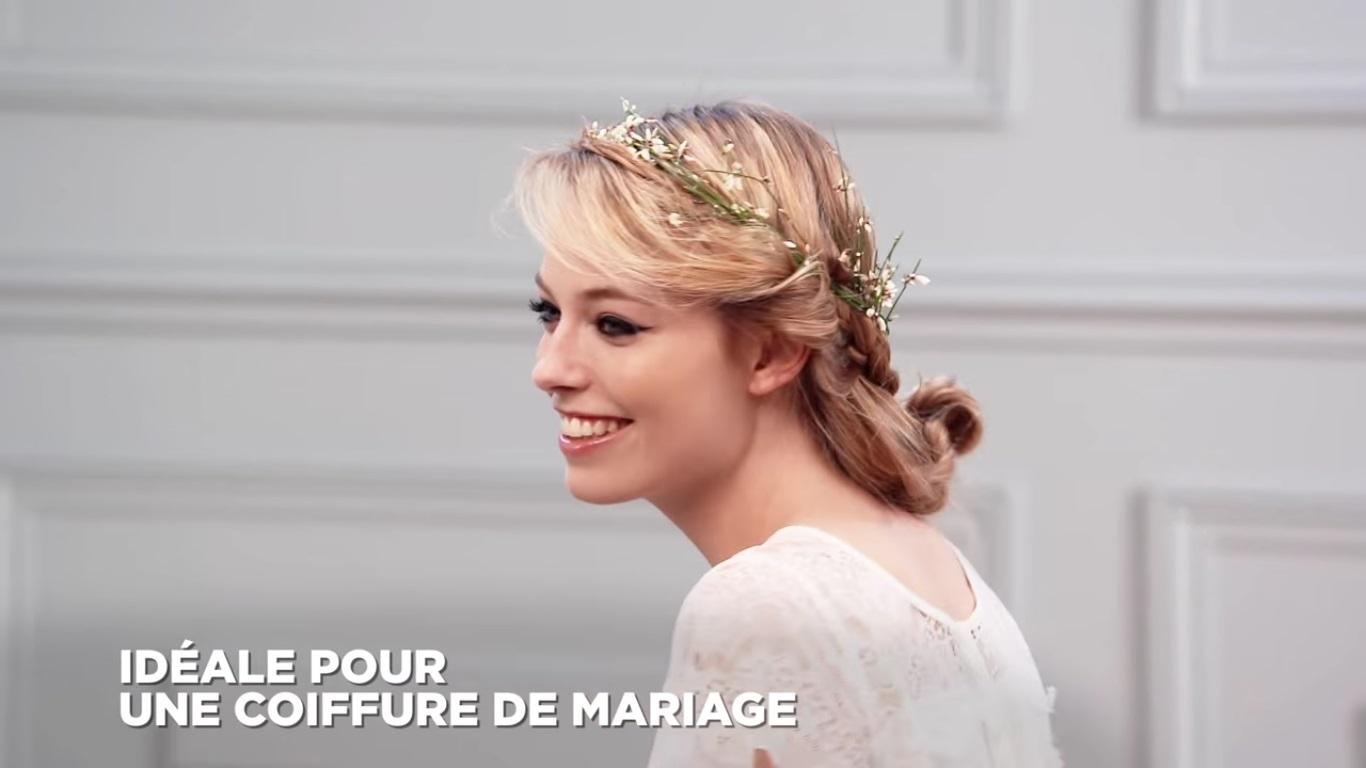 Quel Chignon De Mariage Pour Moi Des Tutoriels Reperes Sur Youtube Femme Actuelle