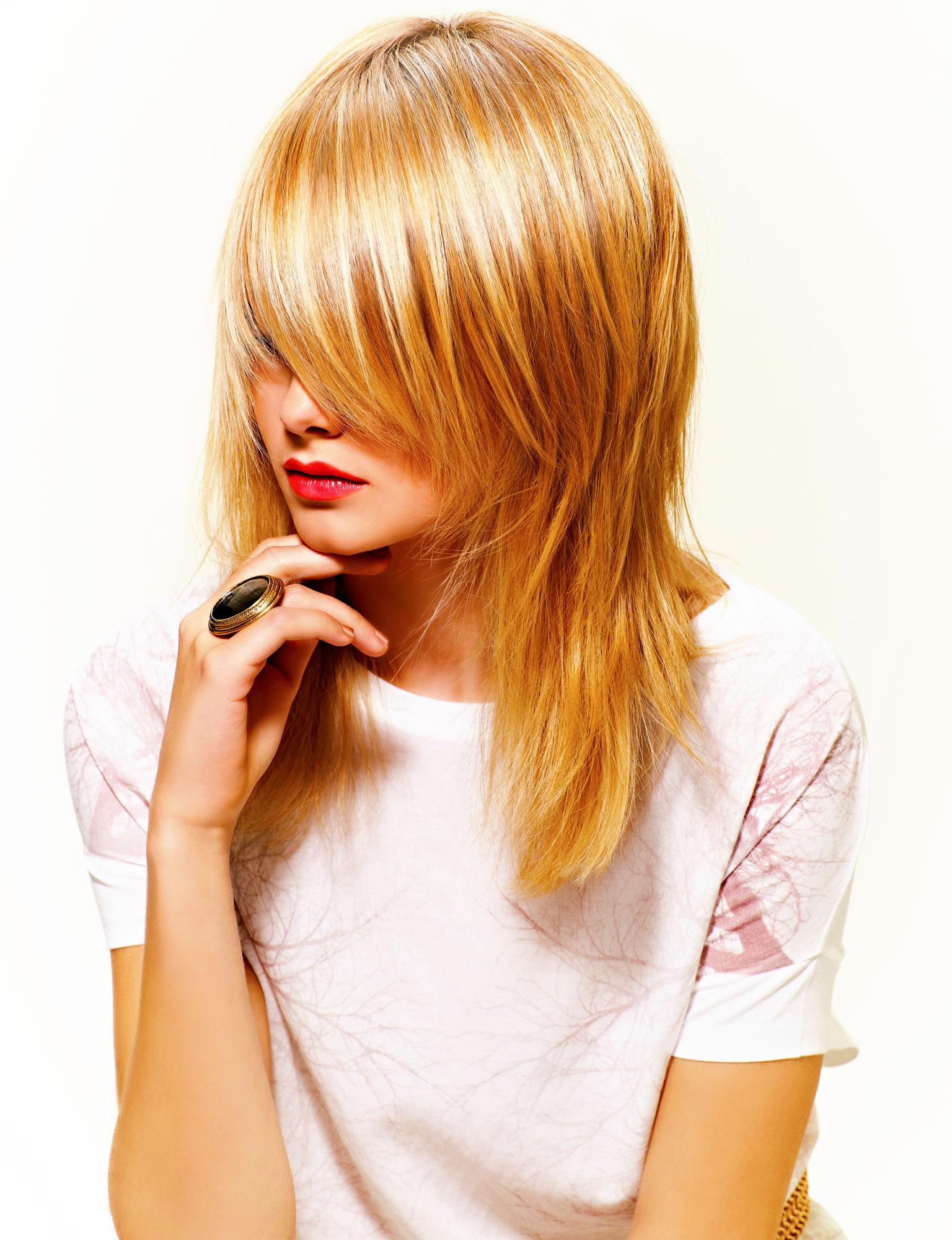 Cheveux Long Et Mi Longs Quelle Coupe Choisir Femme Actuelle