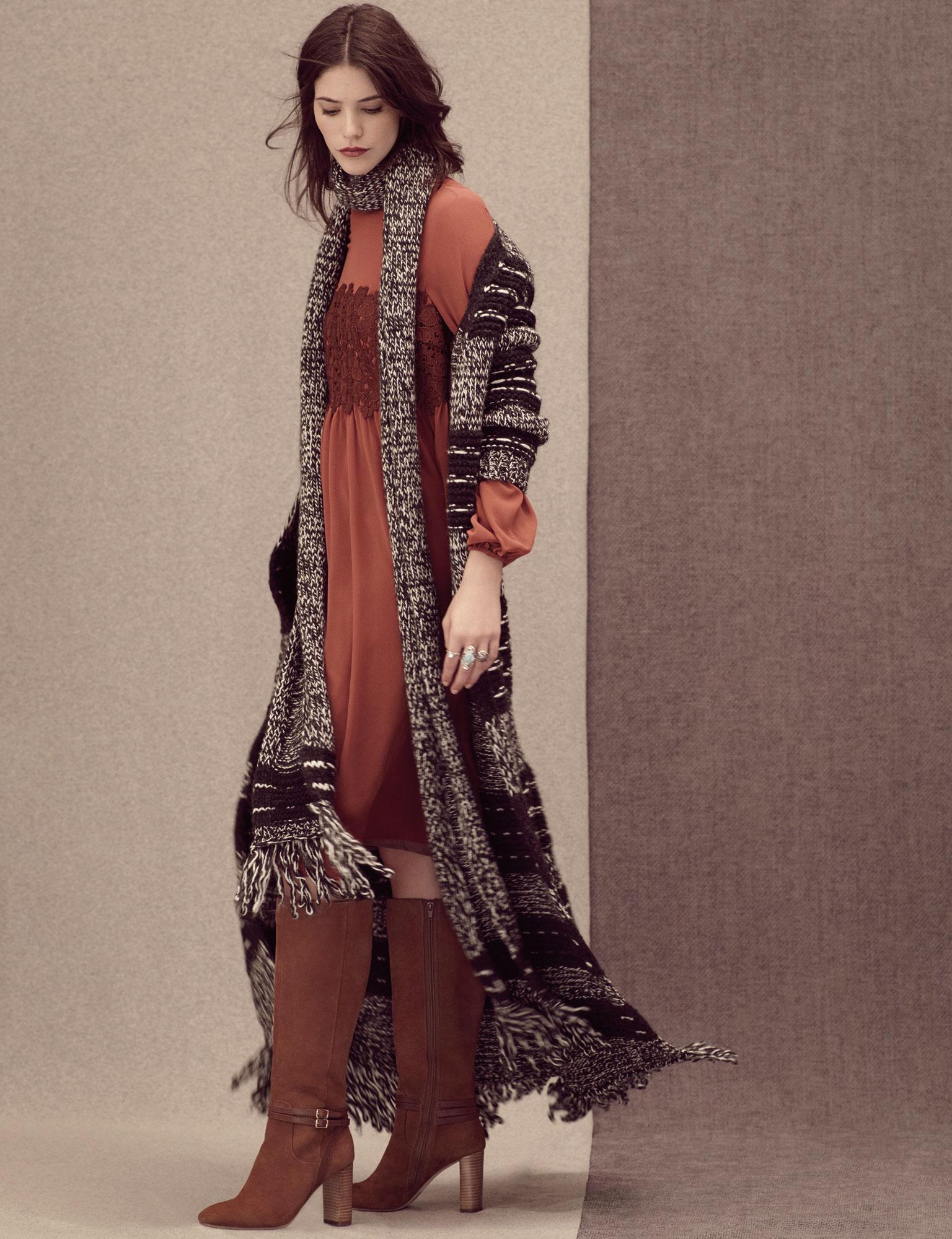 Les 25 Robes De L Hiver Femme Actuelle