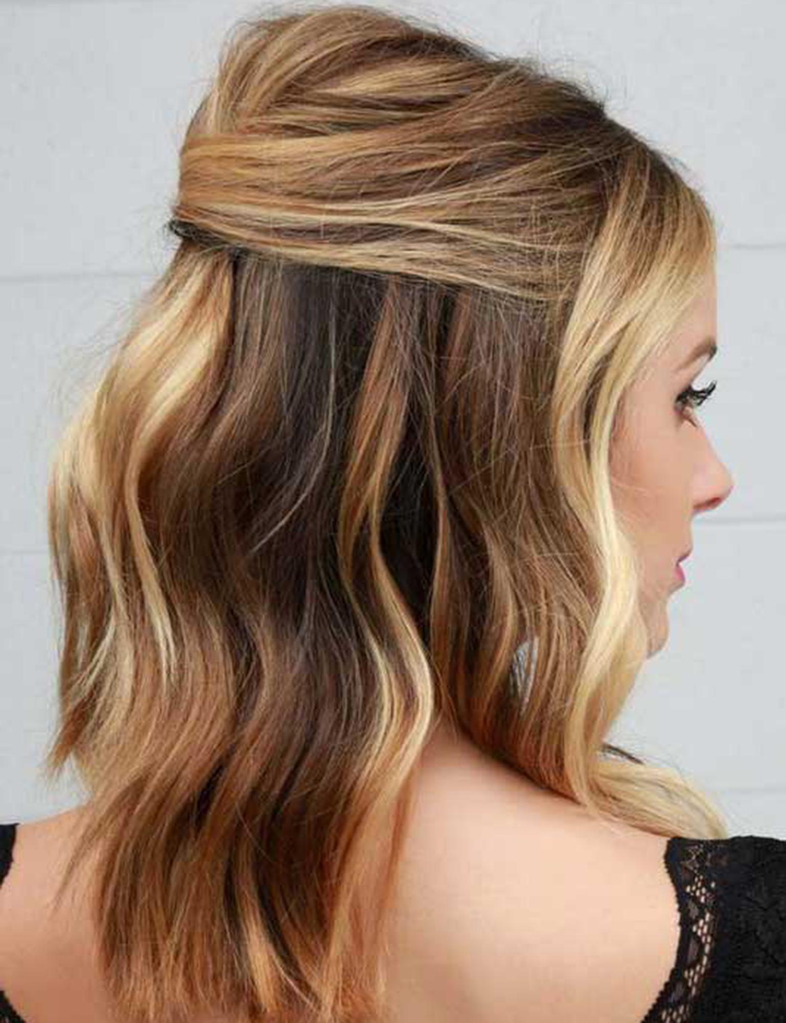 Coiffure Nos 15 Idees Pour Cheveux Detaches Femme Actuelle