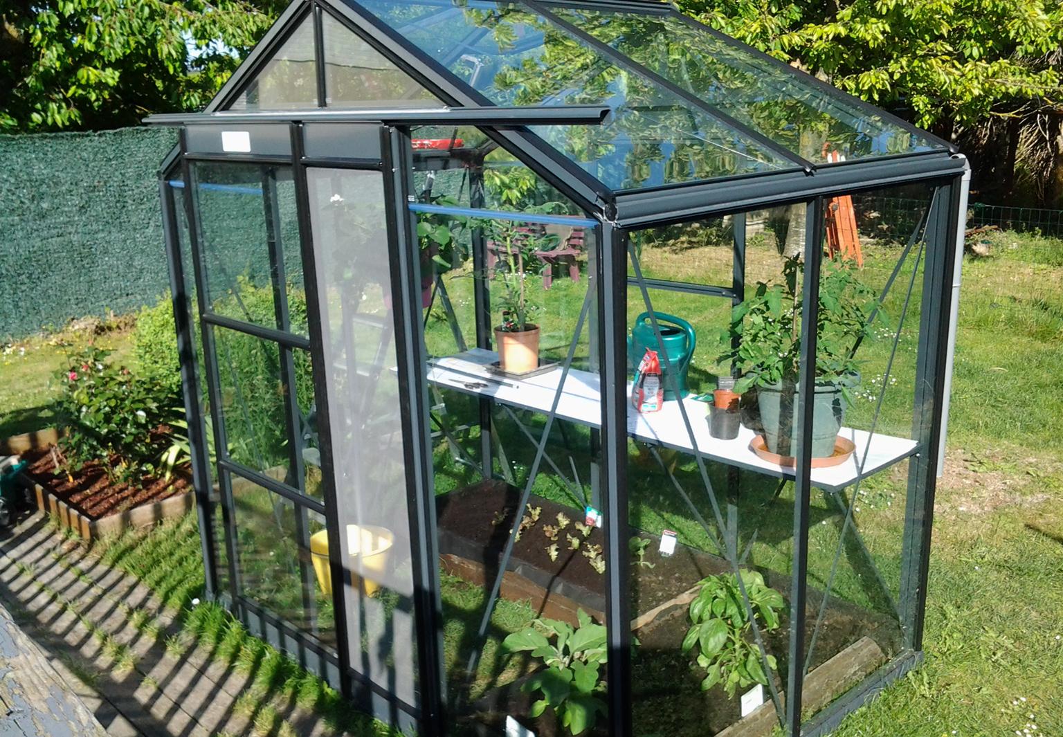Serre De Jardin Petite Pas Chère De Balcon Notre