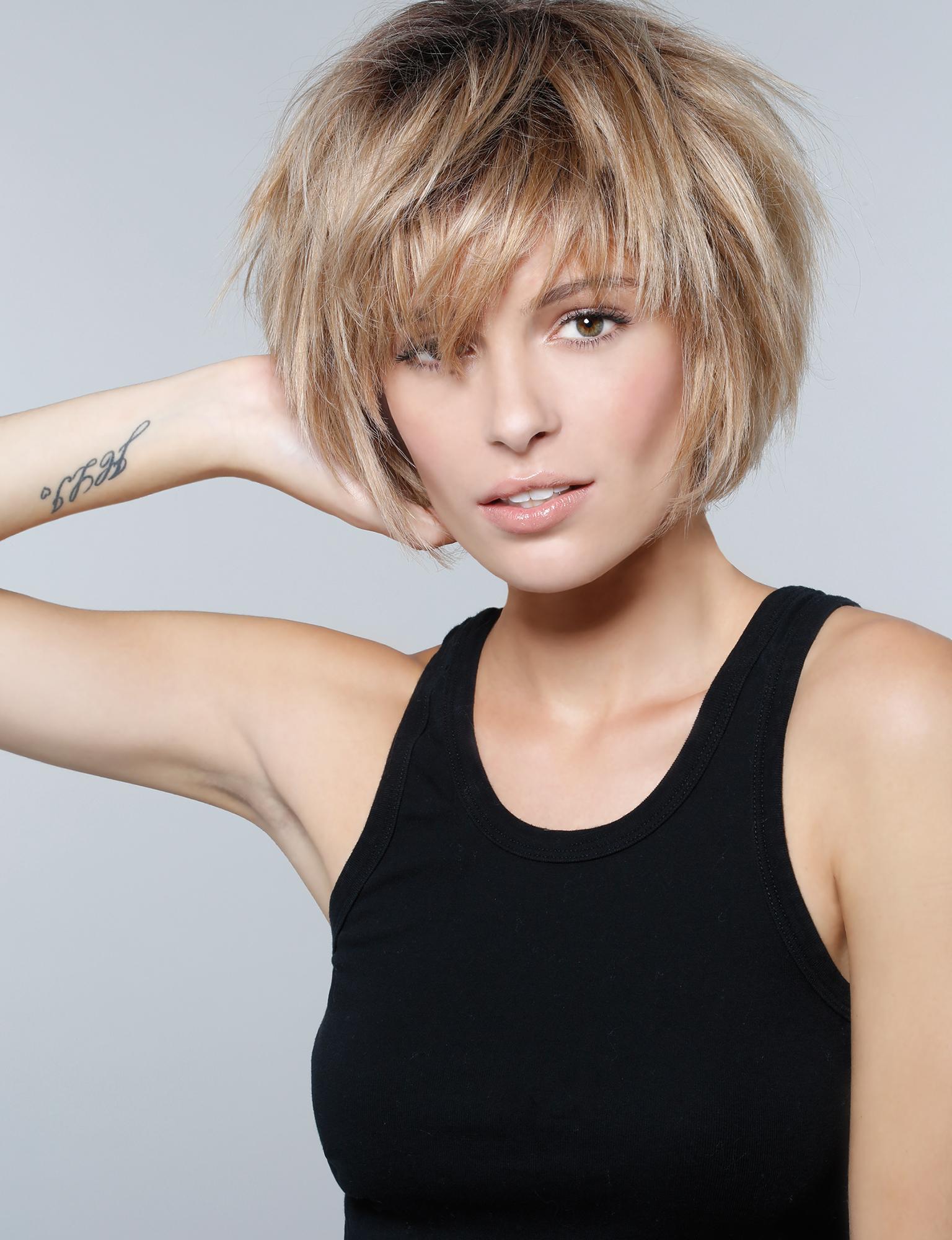 Coupe De Cheveux Les Carres Pour Cheveux Fins Femme Actuelle
