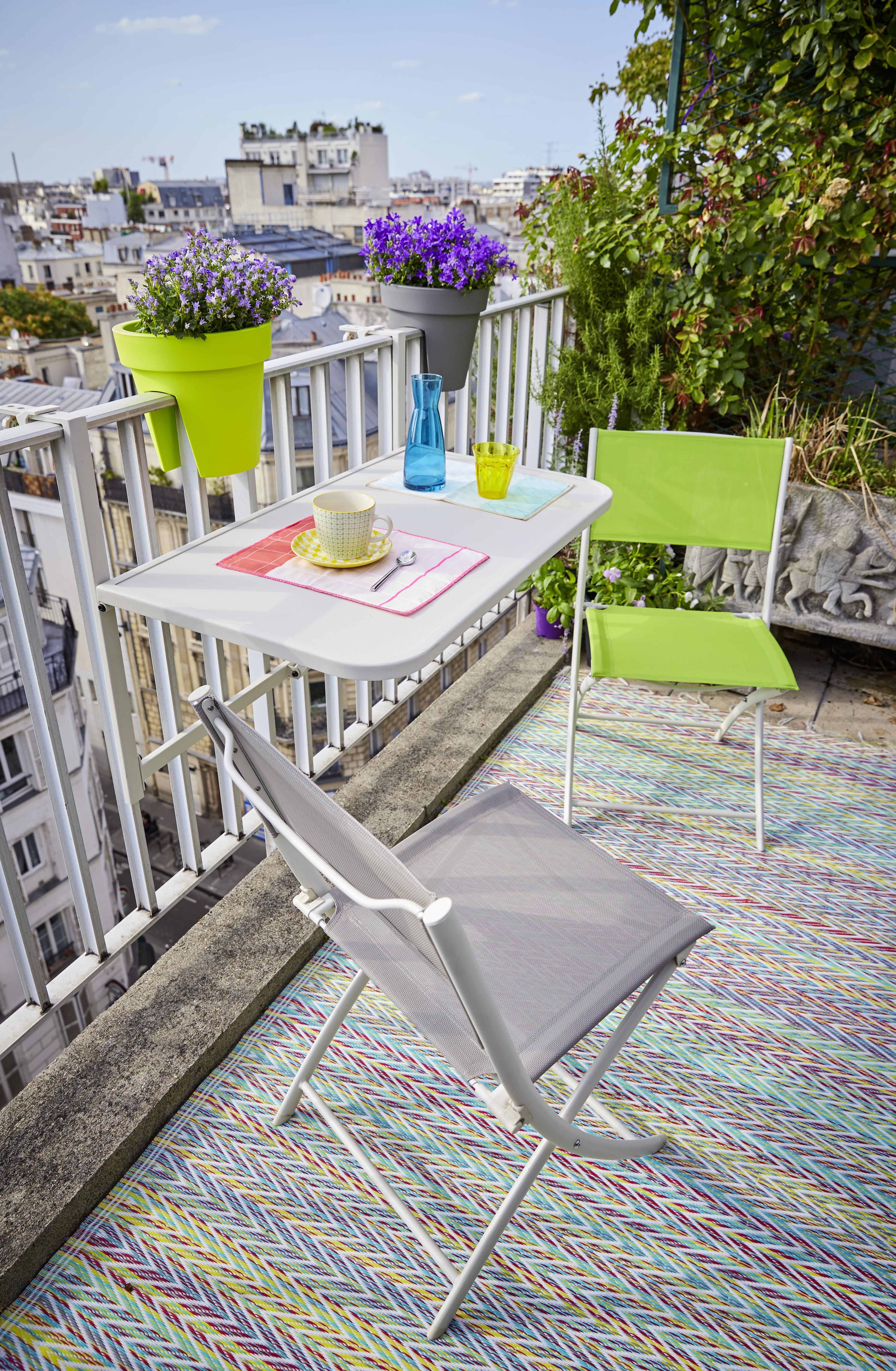 Carrefour : la collection mobilier de jardin printemps été ...