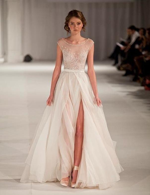 10 robes de mariée super sexy - Femme Actuelle