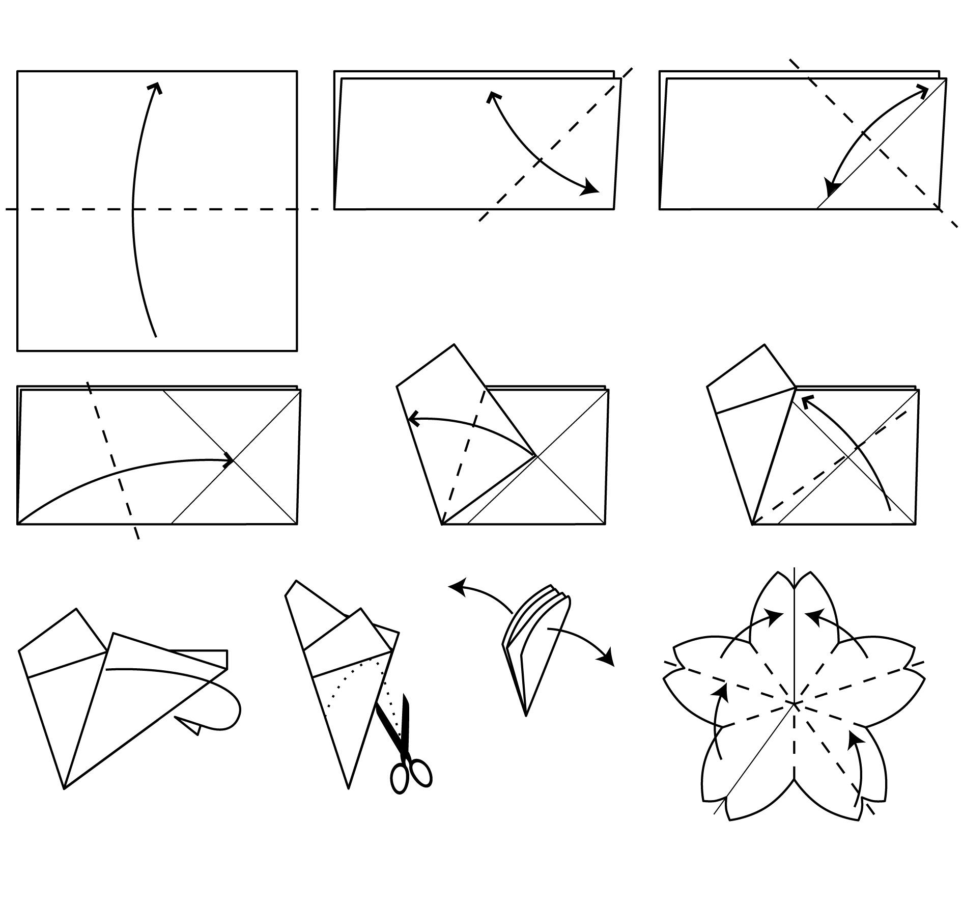 Vidéo Blandine Bellavoir Customise Une Lampe En Origami Femme