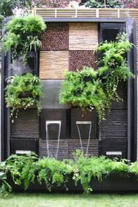 Idée déco au jardin : comment habiller un mur ? : Femme ...