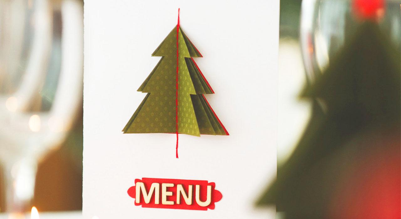 Toutes Nos Idées De Cartes De Noël à Fabriquer Femme Actuelle