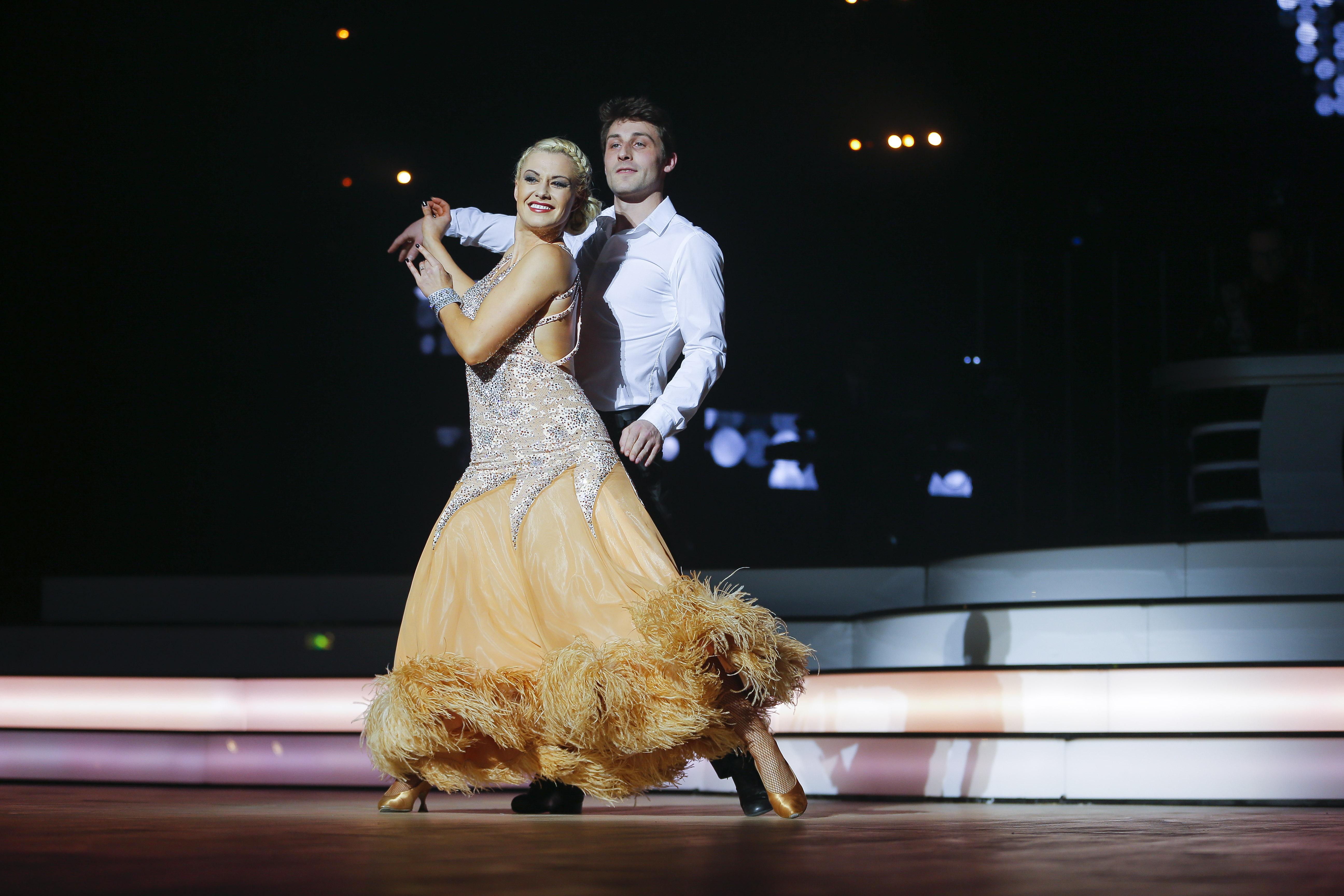 Danse Avec Stars Les Plus Belles Robes Gala