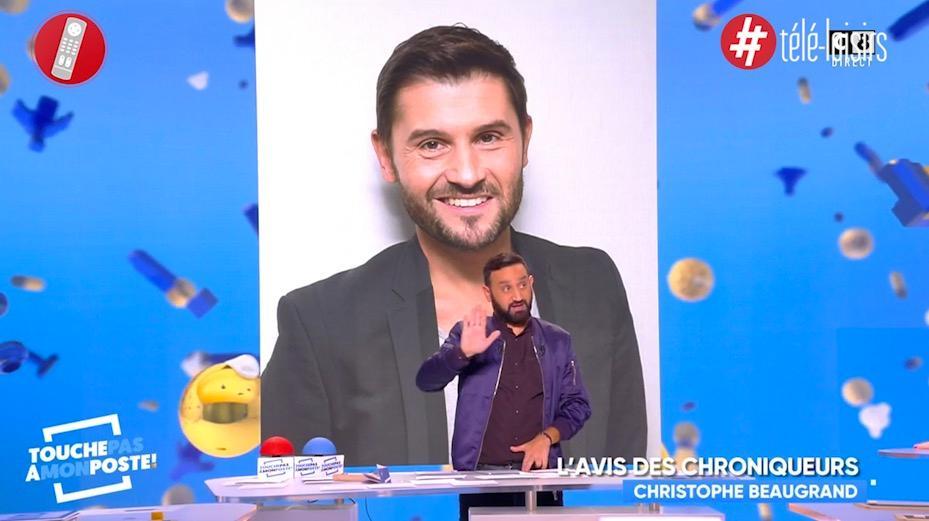 Cyril Hanouna révèle que les nouveaux patrons de TF1 ne croyaient pas en Christophe Beaugrand