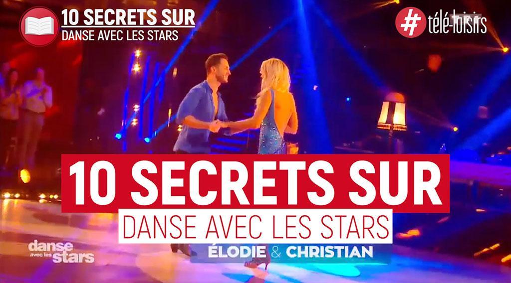 Les petits secrets de Danse avec les stars