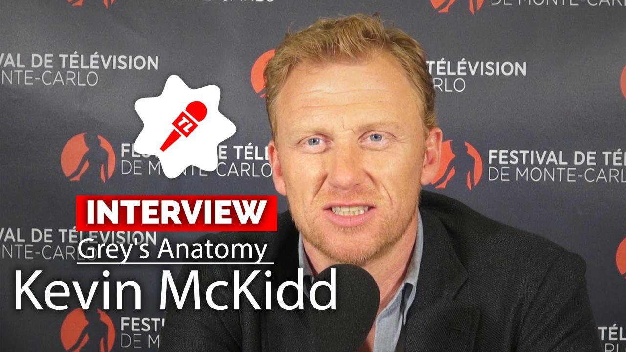 Kevin McKidd (Grey's Anatomy) dévoile le surnom qu'il aimerait pour Owen