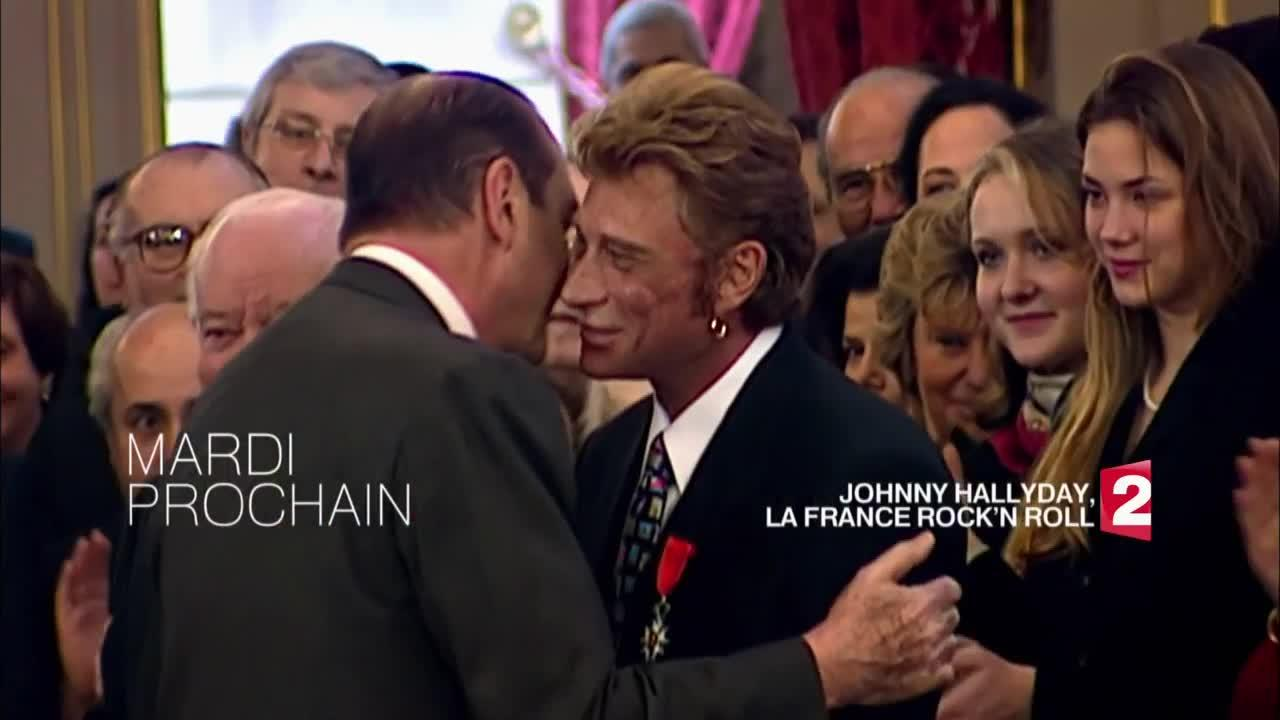 Johnny Hallyday, la France Rock'n'roll - 12 décembre