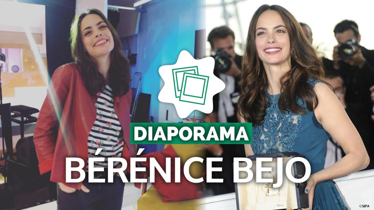 Bérénice Bejo : souriante et sexy, l'actrice a conquis le public français