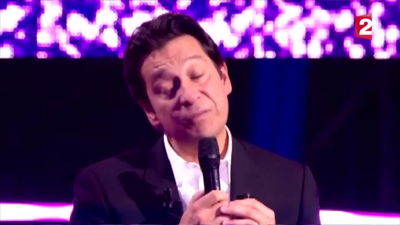 Le Grand Show de l'humour : Laurent Gerra imite Céline Dion...