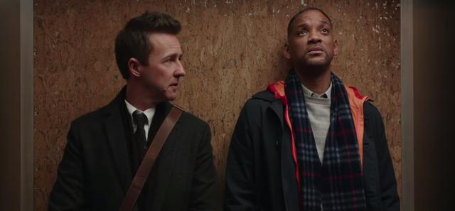 Beauté cachée : Will Smith en grosse dépression dans la première bande-annonce (VOST)