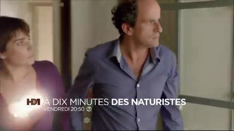 À dix minutes des naturistes