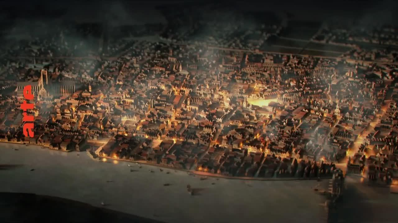 Trois villes à la conquête du monde - 16 décembre