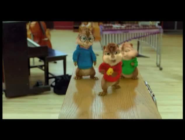 Alvin et les Chipmunks 2 - 4 janvier