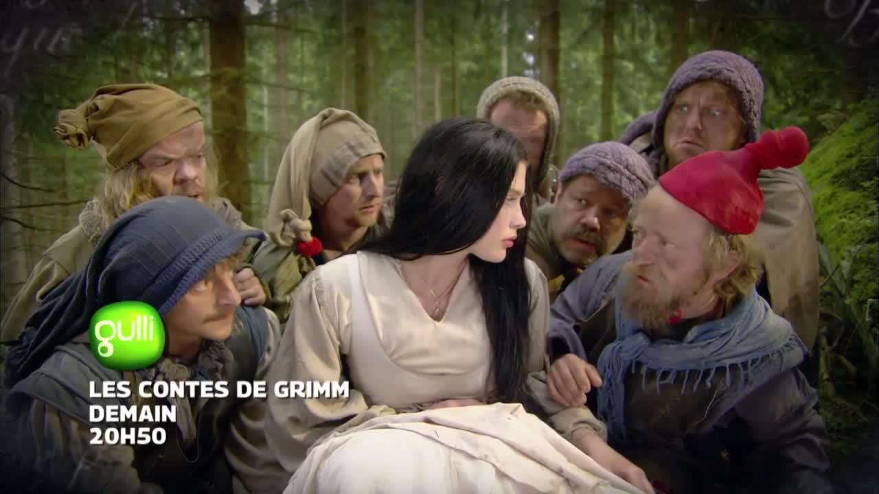 Les contes de Grimm - 16 décembre