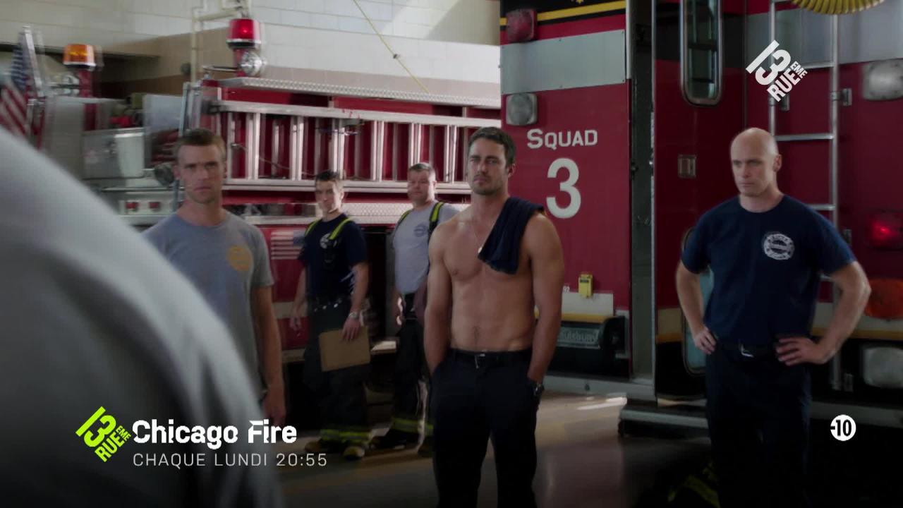 Chicago Fire - 7 août