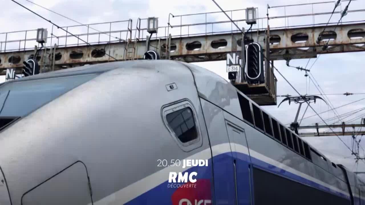 TGV la réussite française - 4 janvier