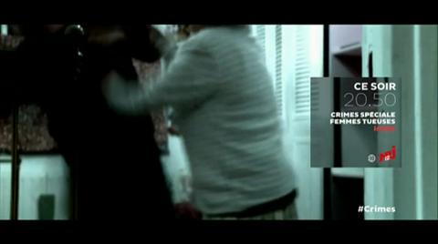Crimes (NRJ 12) - spéciale Femmes Tueuses - lundi 7 septembre