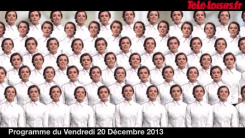 La Speakerine a sa chorale (de Speakerines) ! (Programmes du 20 décembre)