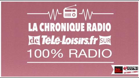 Chronique 100% radio - lundi 23 novembre