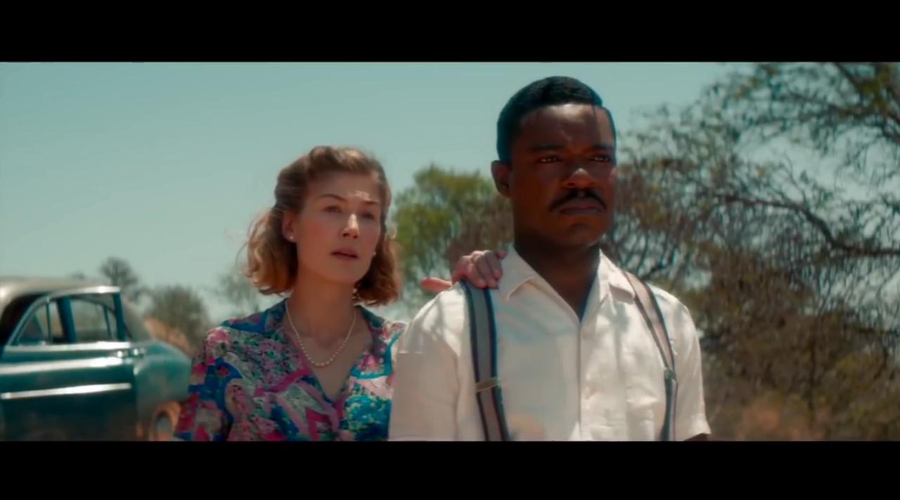 A united kingdom (bande-annonce)