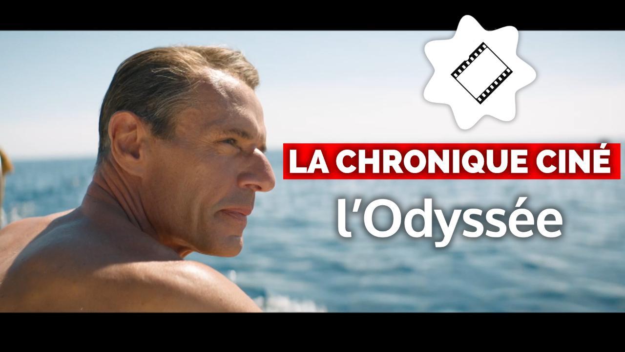 L'Odyssée : un biopic d'une beauté à couper le souffle ! Notre chronique ciné
