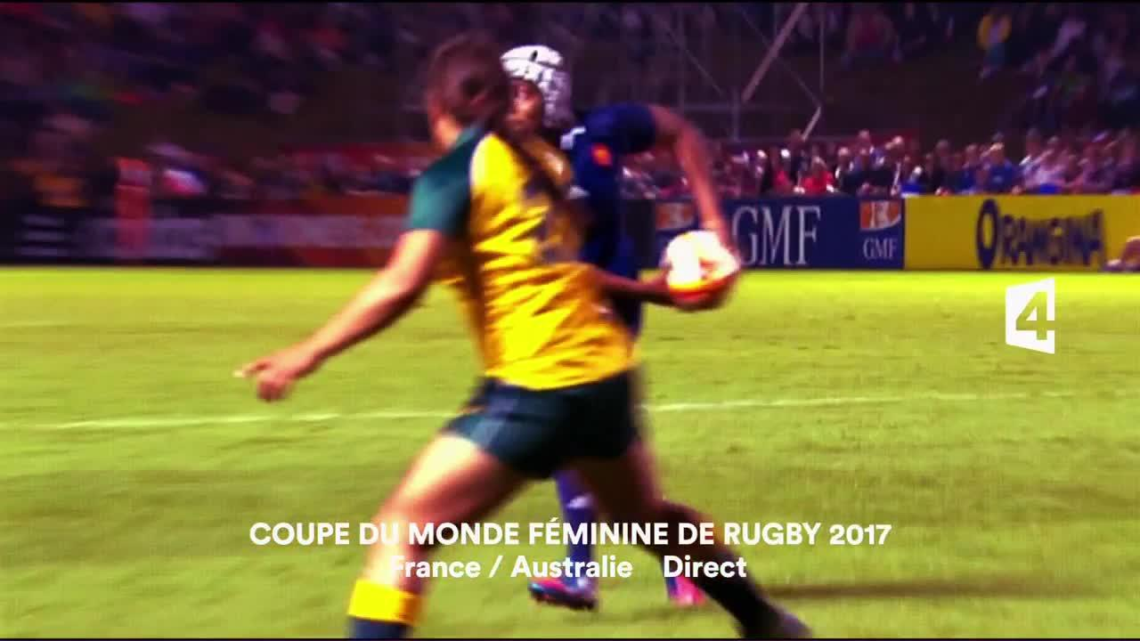Rugby - France / Australie - 13 aout