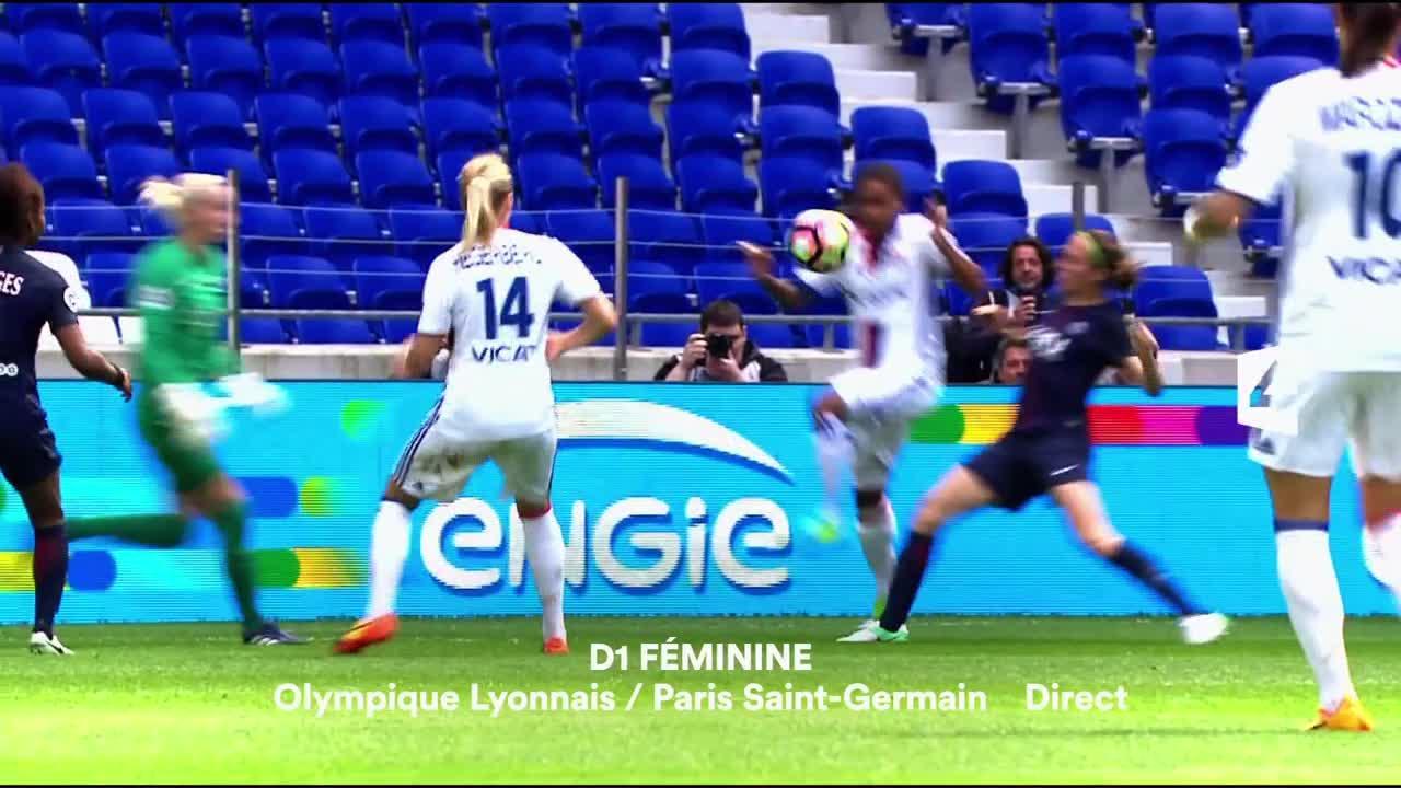 Lyon - PSG - 11 décembre