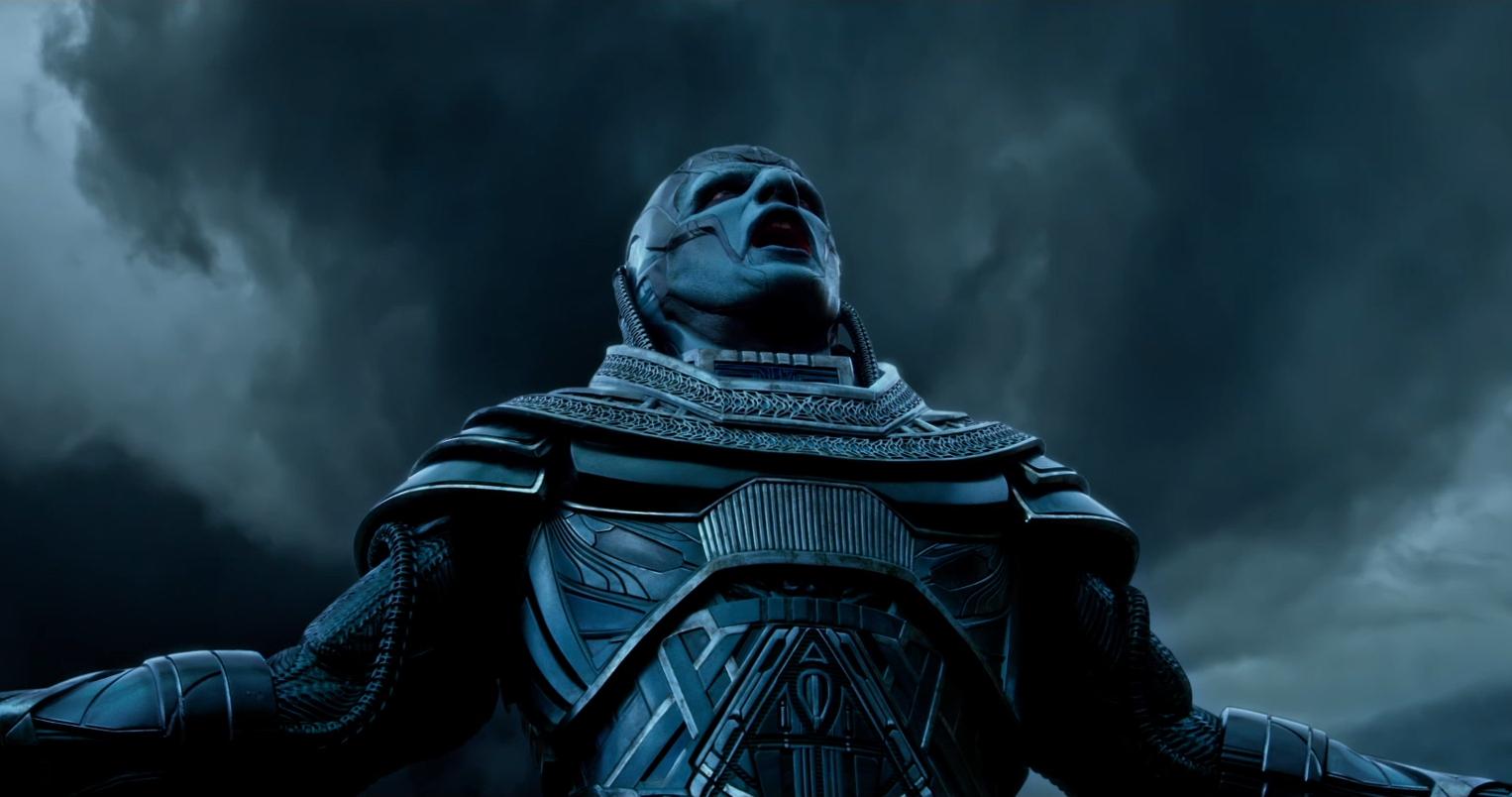 X-Men Apocalypse : le père de tous les mutants se dévoile dans la première bande annonce !