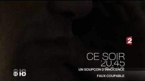 Un soupçon d'innocence (France 2) 24 juillet