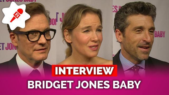 Avant-première de Bridget Jones Baby à Paris (Reportage vidéo)