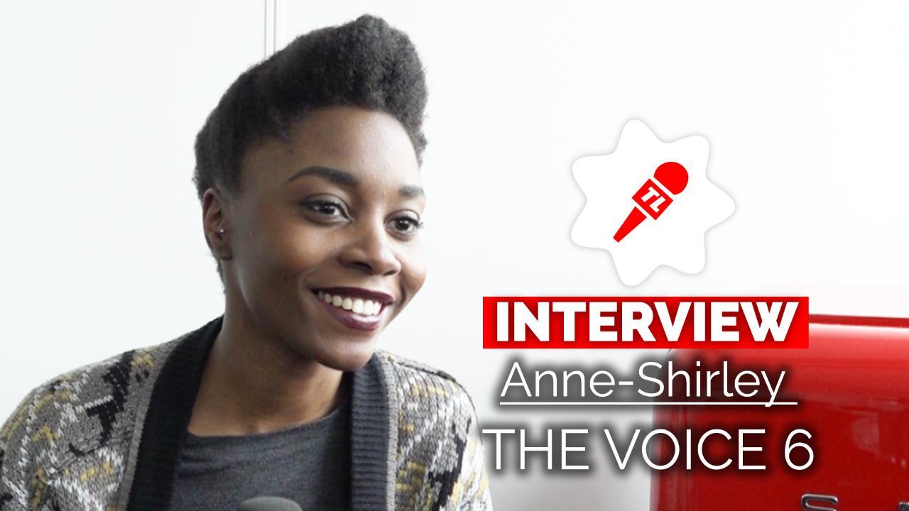 """Ann-Shirley (The Voice 6) : M. Pokora est super cool ! C'est quelqu'un de très attentif !"""""""