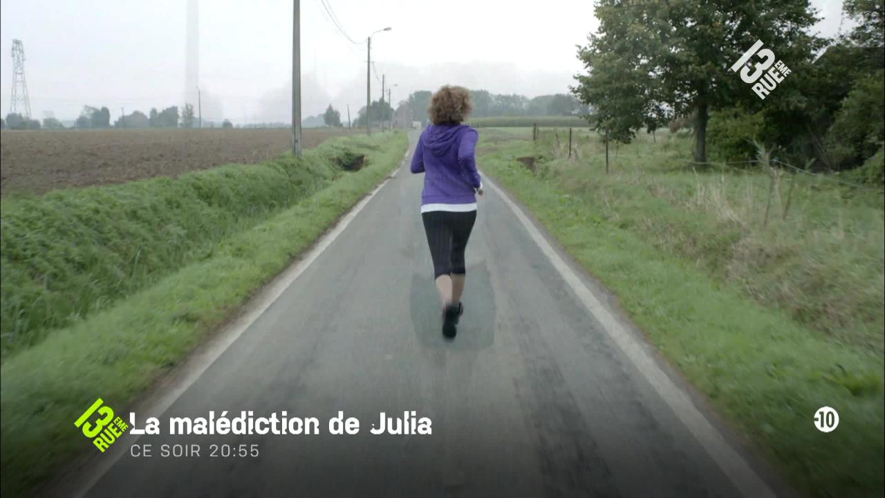 La malédiction de Julia 13eme rue