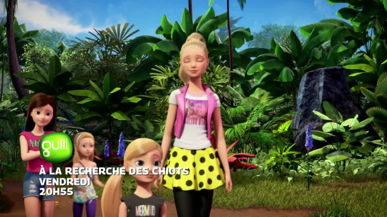 Barbie et ses sœurs à la recherche des chiots - 21 avril