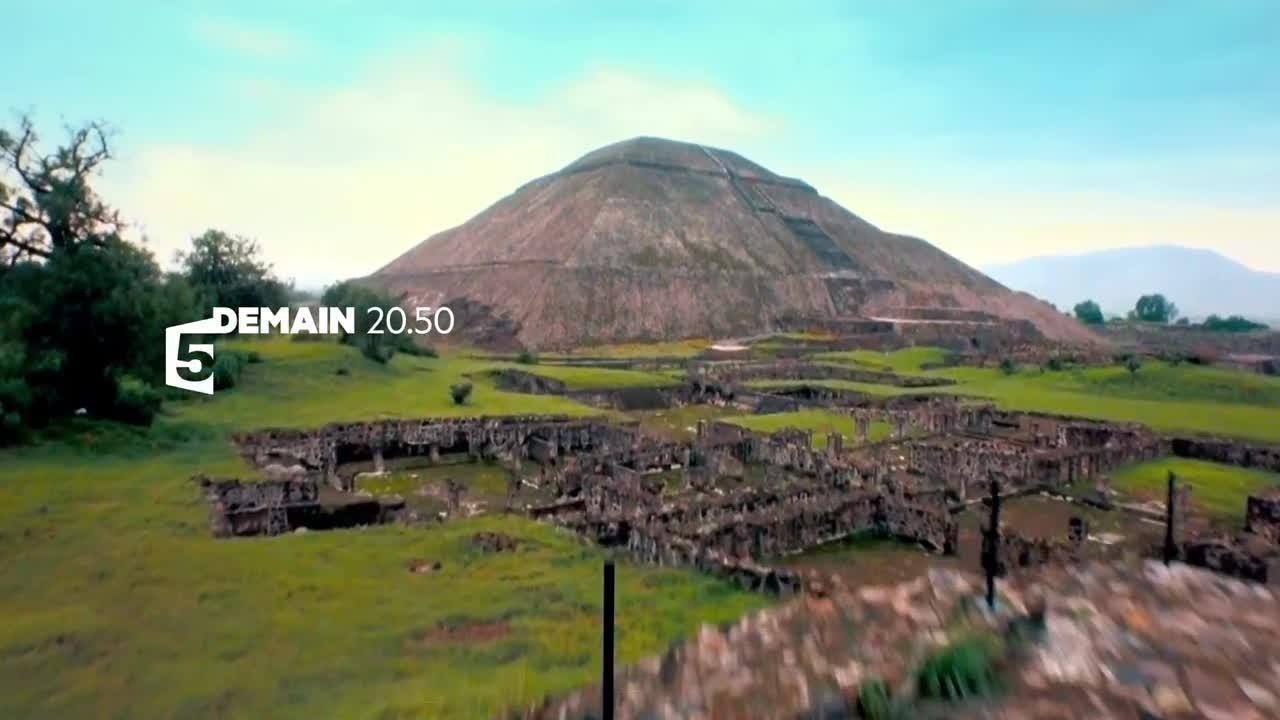 La cité perdue de Teotihuacan - 14 novembre