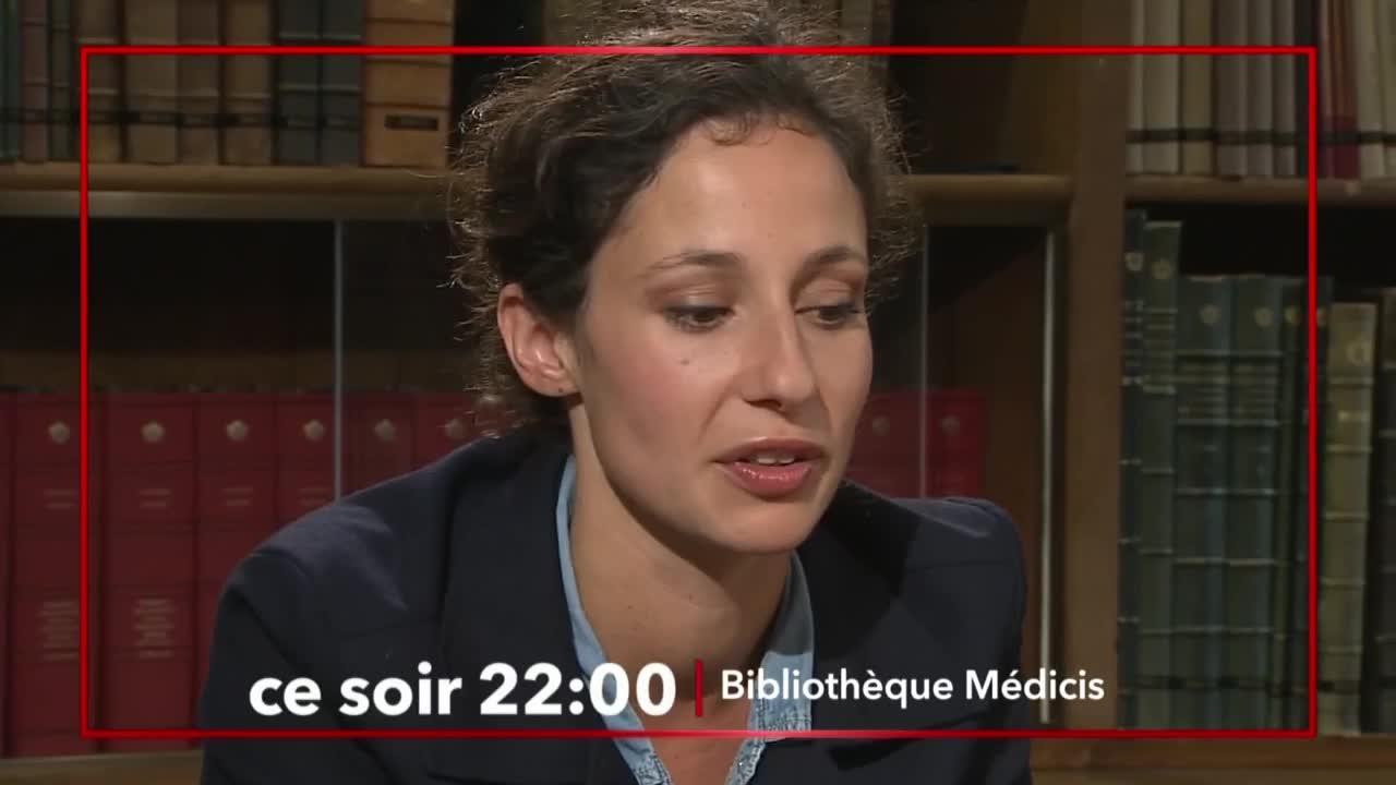 Bibliothèque Médicis - 8 décembre