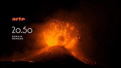 Bande-annonce - Volcans assoupis (Arte)