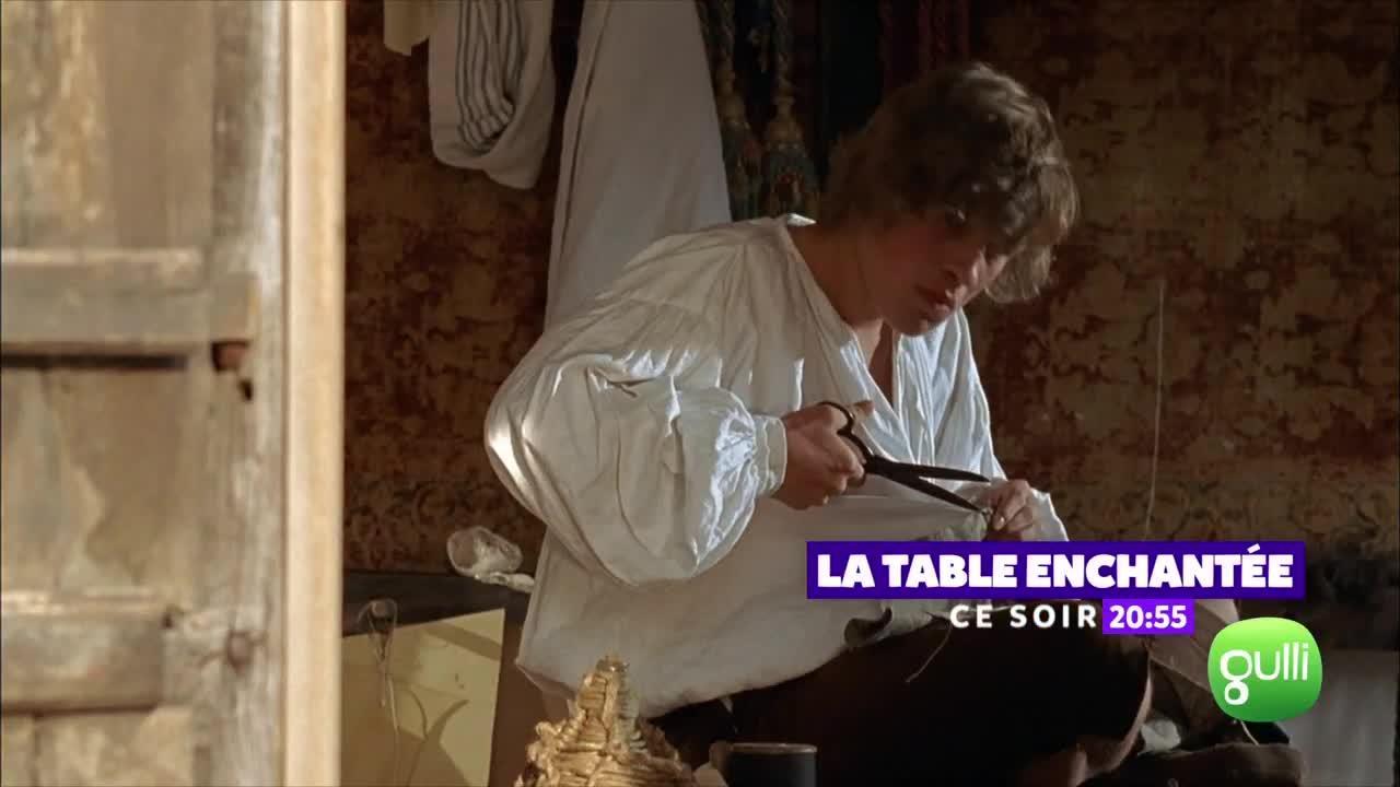 Les contes de Grimm - la table enchantée - 27 octobre