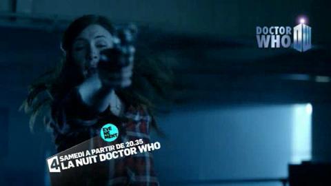 La nuit Doctor Who sur France 4