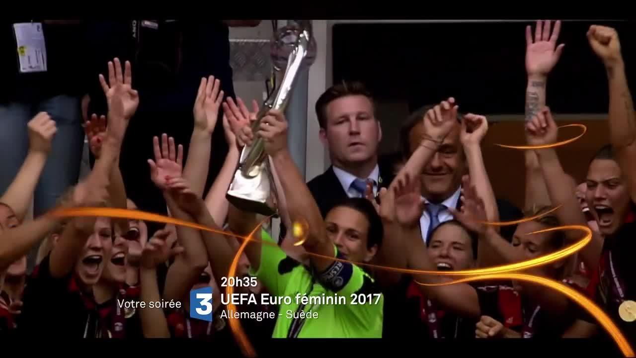 UEFA Euro féminin 2017 Allemagne Suède - 17 juillet