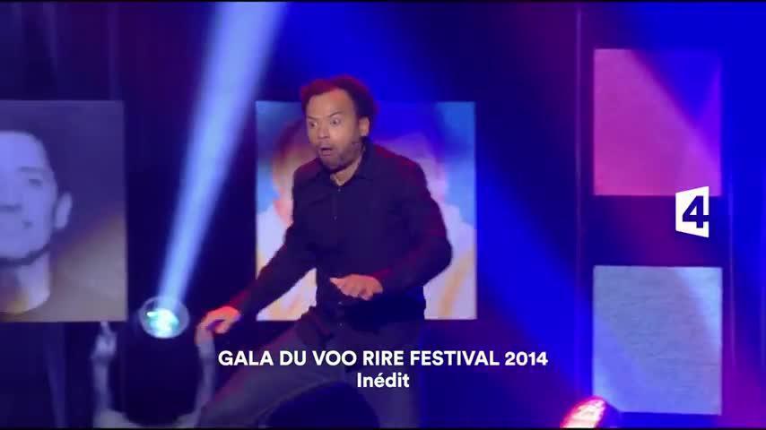 Gala du Voo rire festival 2014 - 26 juin