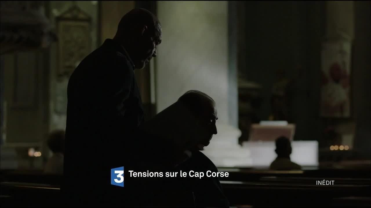 Tensions au Cap Corse - 8 avril